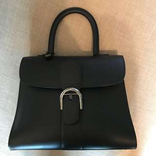 Authentic Delvaux Brilliant Bag