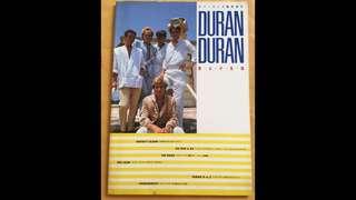 Japan Vintage Photo-Magazine All About Duran Duran 1984 Rare Photgraphs Book!