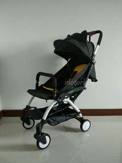 (Instock) BNIB Yoya Baby Stroller, Mickey Mouse