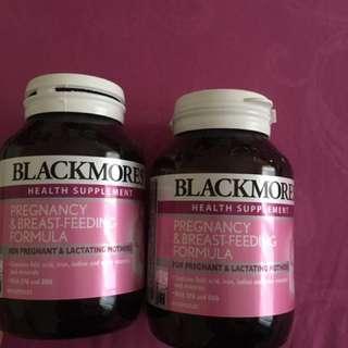 Blackmores pregnancy & breastfeeding