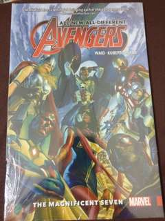 All-new, All-Different Avengers #1-6
