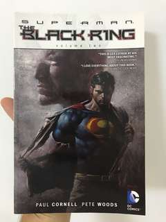 Superman, The Black Ring, Volume 2