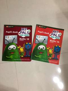 P1 My Pals Are Here Mathematics Pupil's Book