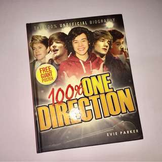 100% One Direction Book