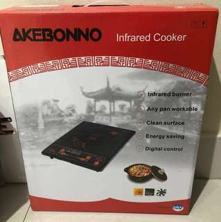 Akebono infrared cooker