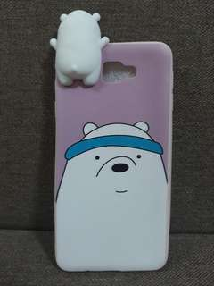 ICE - WE BARE BEARS for Samsung J7 Prime
