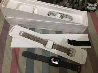 Smartwatch Apple watch 38mm series 2 38mm space grey like new