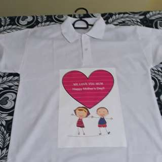 Happy Mothers Day T-shirt Custom Made