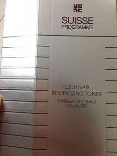Suisse Programme cellular revitalising toner