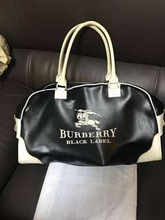 Burberry black lablel