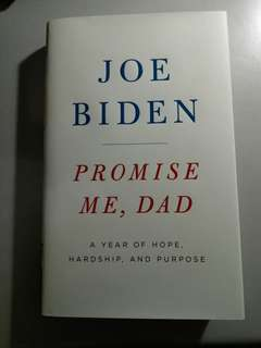 Joe Biden - Promise Me, Dad