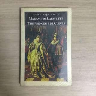 La Princesse de Clèves by Madame de La Fayette