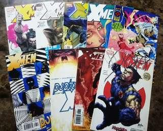 UNCANNY X-MEN Comics