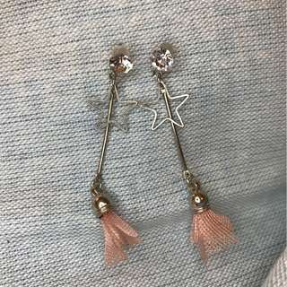 *RS* Wishing Star Earrings (Homemade)