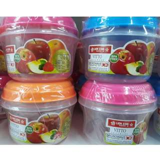 3PCS TOPLES MINI 320Ml