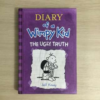 Diary of a Wimpy Kid: The Ugly Truth (#5) by Jeff Kinney