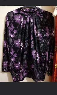 Baju bunga / blouse