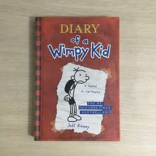 Diary of a Wimpy Kid (#1) by Jeff Kinney