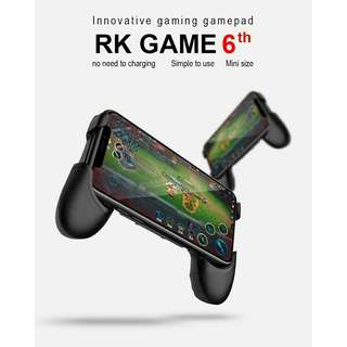 RK Game 6th Mobile Holder Game Pad