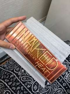 Naked Heat Brand New