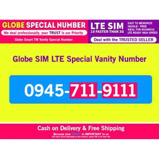 Globe Special Number