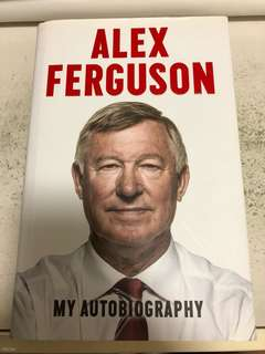 Sir Alex Ferguson Autobiography 費格遜自傳
