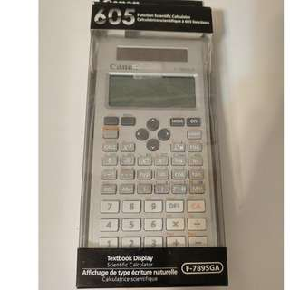 Canon Scientific Calculator (New in box)