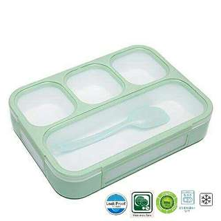 Bento Lunchbox with 4 leakproof compartments