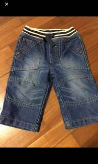 Mothercare jeans 6-9 months 9 kg