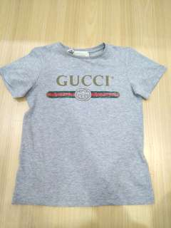 Authentic Gucci T Shirt