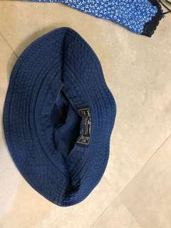 Polo sport Ralph Lauren blue bucket cap