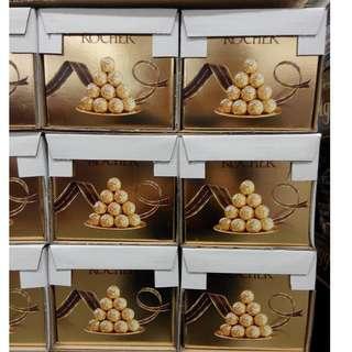 costco 費列羅 金莎巧克力 3顆X16入 #14384