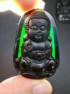 墨翠 Buddha mocui omphacite