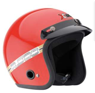 XDOT OPEN FACE HELMET