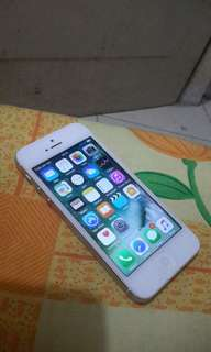 Iphone 5 16gb mulus parah