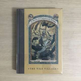 A Series of Unfortunate Events The Vile Village (#7) by Lemony Snicket