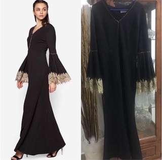 Zalia dress in L