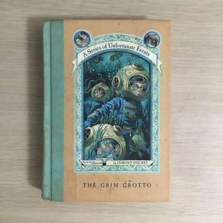 A Series of Unfortunate Events The Grim Grotto (#11) by Lemony Snicket