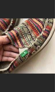 Sanuk 手工鞋