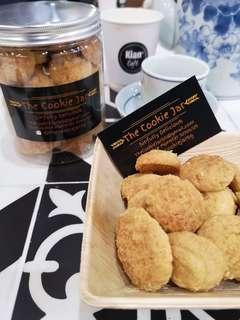 Delish Coconut Cookies