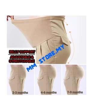 [READY STOCK] S-5XL Maternity Pants / Seluar Mengandung / Pregnant Pants