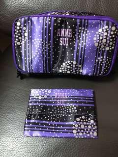 全新Anna Sui 化妝袋