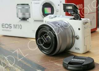Canon EOS M10 Second