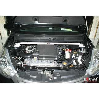 Myvi Lagi Best 1.5 Ultra Racing Front Strut Bar