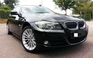 BMW 323i Edition 2013 Facelift Model