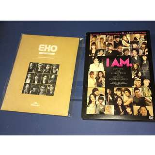 SM TOWN/EXO/INFINITE/XIUMIN - CDs & Photocards & Dvds