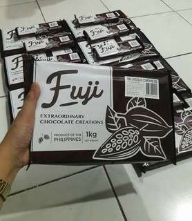 Fuji Milk Chocolate Bar