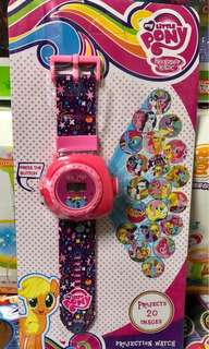 My Little Pony Projector Watch