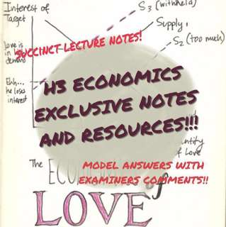 H3 ECONOMICS NOTES & RESOURCES