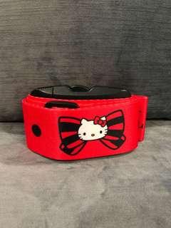 Hello Kitty luggage belt